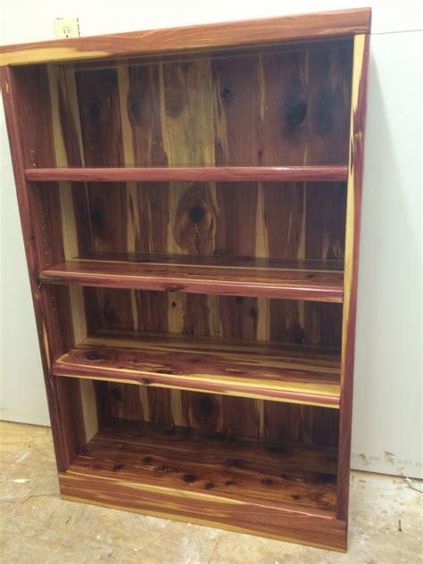 bookcase cedar bookcase bookshelf cedar bookshelf wooden