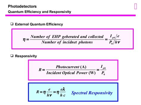 pin diode quantum efficiency pin photodiode quantum efficiency 28 images figure 6 17 spectralresponse of different