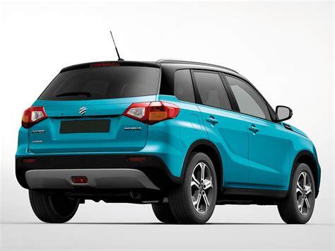 Suzuki Back Suzuki Vitara 2015 Autos Weblog