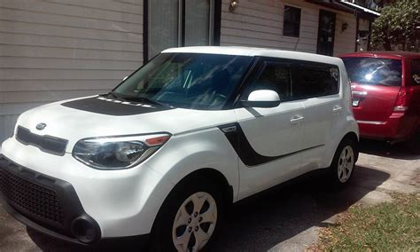 Decals For Kia Soul 2014 2016 Soul Vinyl Side Stripes Decals Graphics