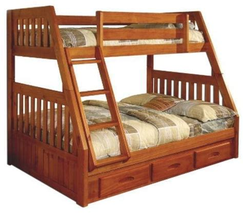 bunk bed wood wooden bunk beds ebay