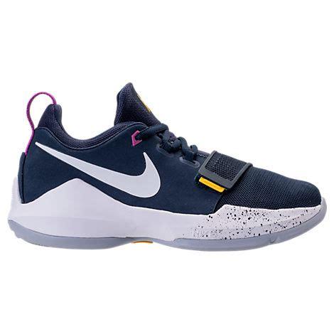 finish line womens basketball shoes boys grade school nike pg 1 basketball shoes finish line