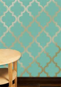 removeable wall paper chic removable wallpaper as seen on hgtv s power broker
