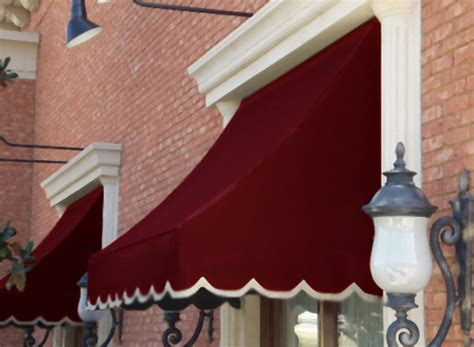 Cloth Window Awnings Nantucket Window Door Awning
