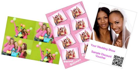 breeze photo booth layout photo booth print layout templates