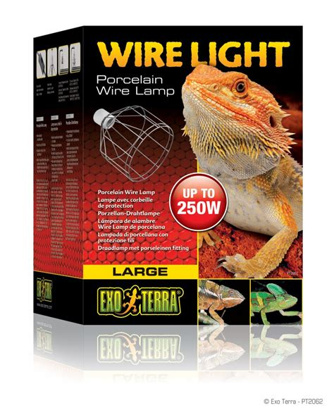 exo terra wire light small exo terra porcelain wire cl l wire light swell