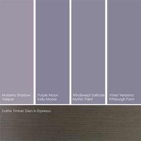 17 best images about studio style on mauve grey and purple walls