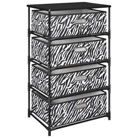 Zebra Print Table L Zebra Print Table L Teddy Side Table Zebra Print Shopstyle Co Uk Home 4 Bin Storage End Table