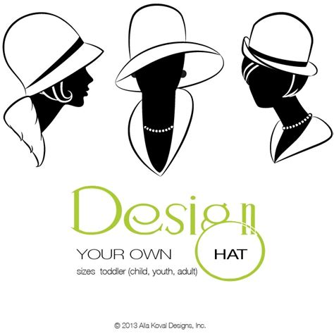 design logo hat design your hat crocheted free pattern for kids and