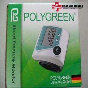 Tensimeter Digital Polygreen jual tensi digital polygreen kp 6230 tensi pergelangan tangan