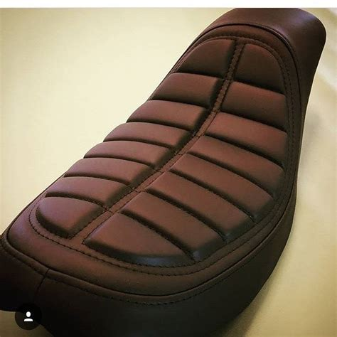 custom motorcycle seat selle motorcycle