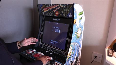 mini arcade 2019 in 1 arcade1up showcases mini centipede replicade and more at