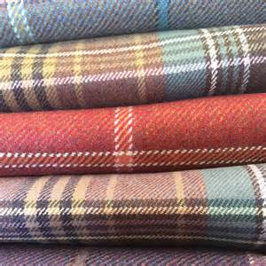 Tartan Material For Upholstery Scotlandshop Scottish Heritage Tweed Fabric Collection