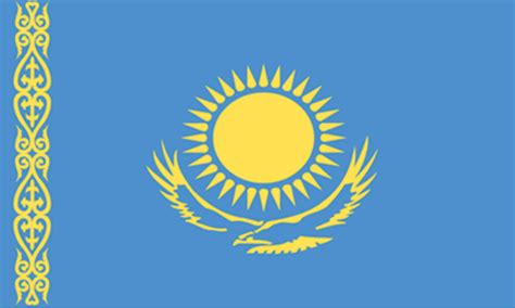 flags of the world kazakhstan kazakhstan flags and accessories crw flags store in glen
