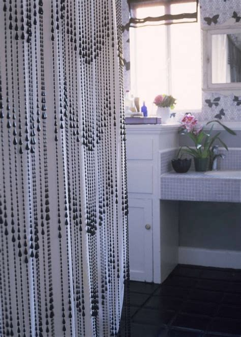 diy bathroom curtain ideas shower curtain diys to rev your bathroom