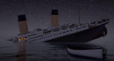imagenes originales titanic el titanic hundi 233 ndose en tiempo real 2 horas y 40