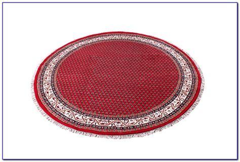 teppich rund rot sisal teppich rund rot teppiche hause dekoration