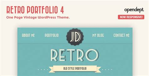 Product Options For W00c0mmerce V4 150 Wp Plugin retro portfolio one page vintage theme v4 9 2