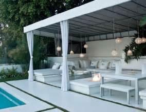 25 outdoor seating area designs furnish burnish triyae com backyard cabana plans various design