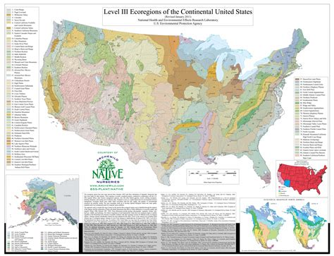 Epa Finder Opinions On List Of Ecoregions In The United States Epa