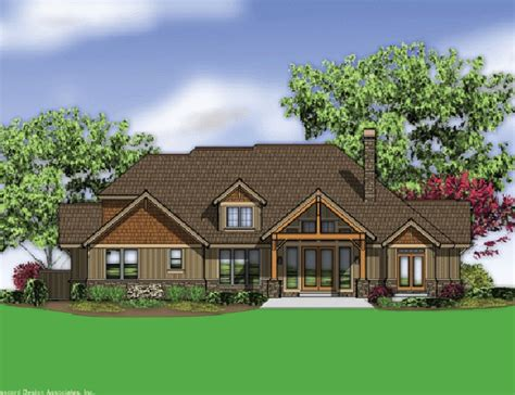 Mascord House Plan 22157aa House Plans Mascord