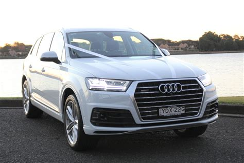 white audi q7 hire hire audi suvs for special occasions