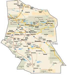 inland empire map california inland empire california map california map