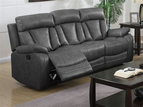 1000 ideas about leather reclining sofa on