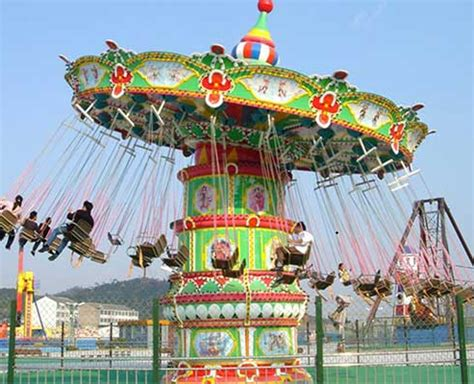 amusement park swing ride chair swing rides archives dpb tin