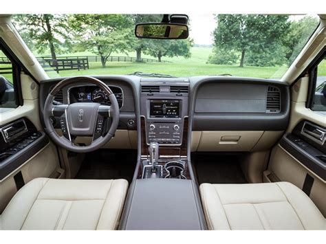 lincoln 2017 inside lincoln navigator prices reviews and pictures u s