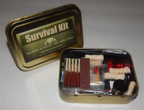 Basic Professional Survival Pocket Kit 17 best images about altoid tins ammo box projects on survival fishing set