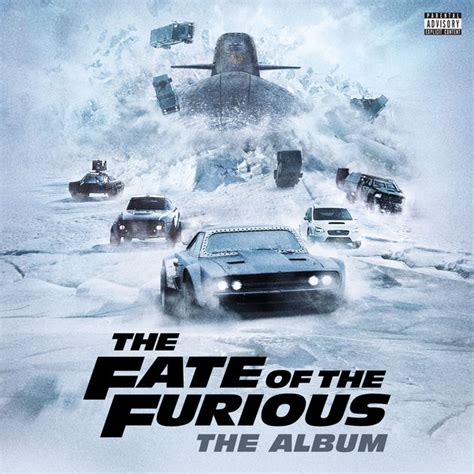 fast and furious 8 lyrics the fate of the furious the album by various artists on