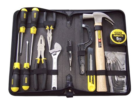 stanley 92 010 home office garage diy repair 22pcs tool