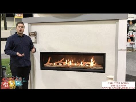 napoleon vector series lv62 linear gas fireplace review
