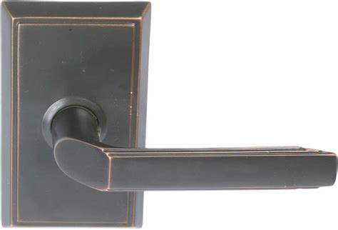 Emtek Door Handles by Emtek Brass Lever Door Handle Shop Door Levers At