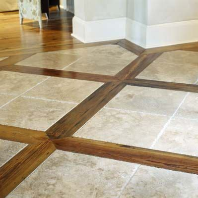 mixture of woof and tile floors 31 best images about wood grain tile floors on