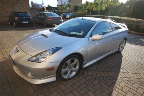 2000 Toyota Celica Mpg 2000 Toyota Celica For Sale In East Wall Dublin From Dawnan