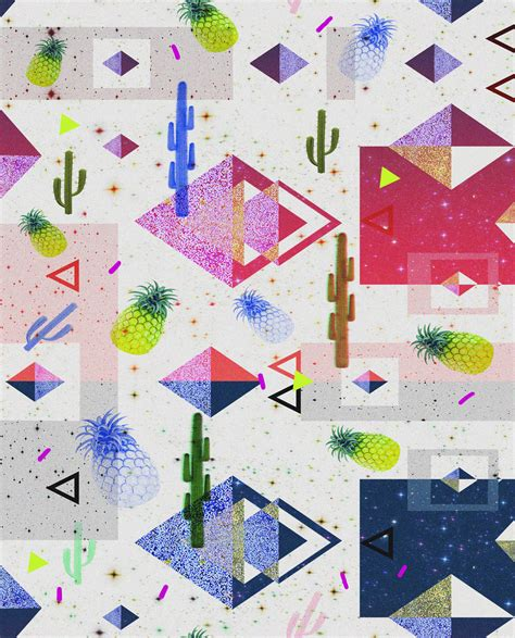 90s design trends 80s 90s inspired pattern and graphics on behance