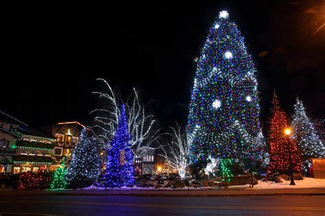 leavenworth christmas lighting festival 2015