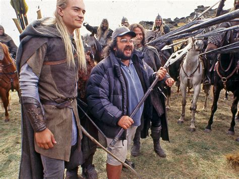 orlando bloom the lord of the rings lord of the rings orlando bloom shares set photos ew