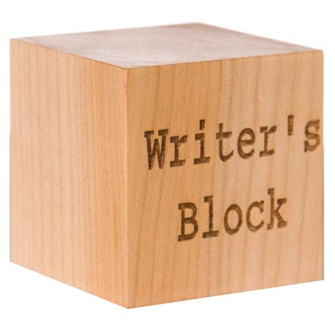 Essay Writer Block by Writer S Block Gift For Writer Personalized Writing Gift