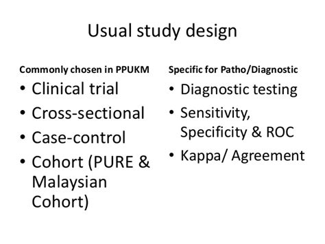 difference between cross sectional and cohort choosing your study design
