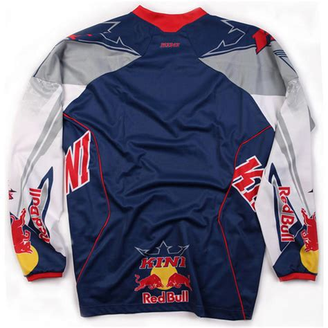 kini red bull competition motocross jersey clearance