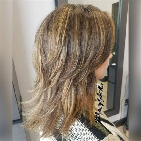 shag layered hairstyles beautiful layered shag hairstyle ideas styles ideas