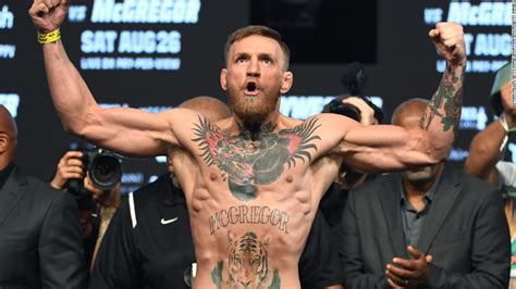 mcgregor arabic tattoo ufc star conor mcgregor charged with assault cnn video