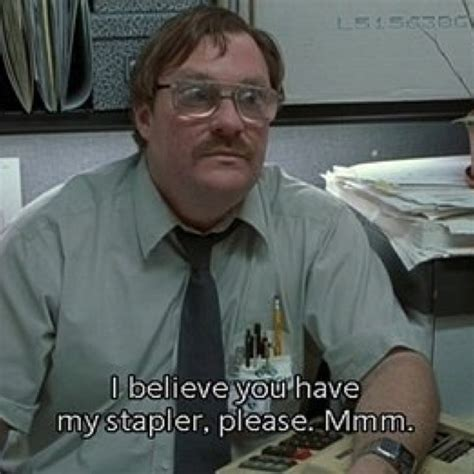 Stapler From Office Space by Staplers Ftw Office Space 1999 Tv