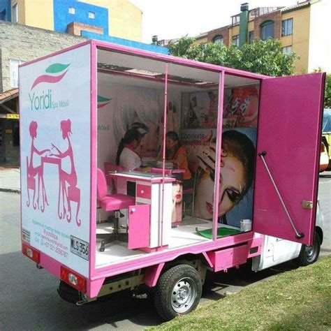 salon mobile 87 best images about inspiration truck on