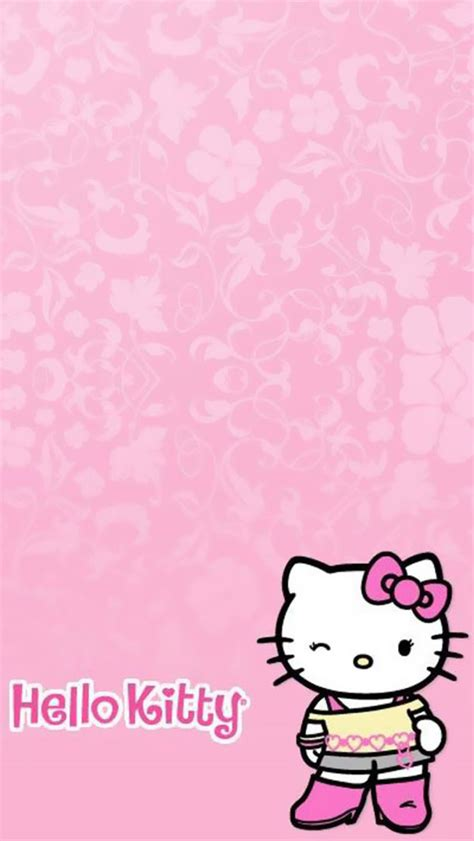 hello kitty nice wallpaper hello kitty iphone 5 wallpaper and background