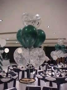centros de mesa para 15 aos con globos la guarida de bam decorar con globos