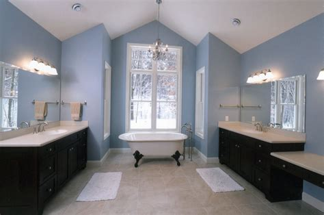 Apartment Bathroom Decorating Ideas Blue » Ideas Home Design